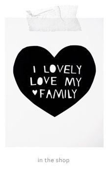 lovely love my family <3