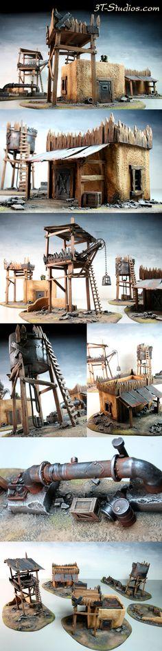 Montage — TableTop Terraformers - 3T-Studios