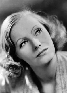 Greta Garbo: To make her eyes look more theatrical, Garbo put a thin layer of petroleum jelly on her eyelids underneath a dark eye shadow. She also lined her eyes with a mixture of jelly and charcoal pigment. Click through for more old Hollywood secrets on beauty and skincare.