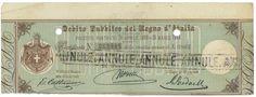 DEBITO PUBBLICO DEL REGNO D' ITALIA - PRESTITO PONTIFICIO - #scripomarket #scriposigns #scripofilia #scripophily #finanza #finance #collezionismo #collectibles #arte #art #scripoart #scripoarte #borsa #stock #azioni #bonds #obbligazioni