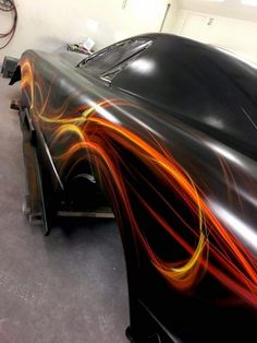 Lines - Best Airbrush Art Images, Videos and Galleries: share, rate thousand of Pictures and discover the latest uploads! - Just Airbrush Air Brush Painting, Car Painting, Custom Paint Jobs, Custom Cars, Boat Pics, Cool Car Drawings, Pinstripe Art, Custom Paint Motorcycle, Ford