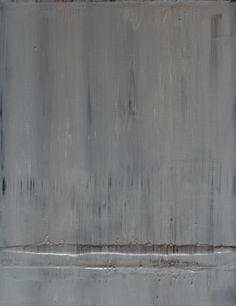 "Koen Lybaert; Oil, 2012, Painting ""abstract N° 376 - SOLD [Germany] """