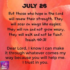 Prayer Verses, Bible Verses Quotes, Scriptures, Daily Scripture, Daily Devotional, July Quotes, Inspirational Bible Quotes, Bible Love, Proverbs Quotes