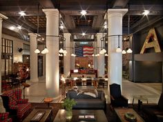 Gallery - The Ace Hotel, New York / Roman and Williams - 7