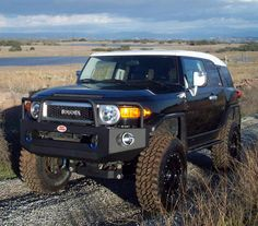 FJ Cruiser - this is close to what mine will look like in a few years.
