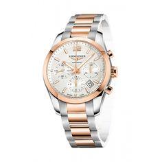 Longines Conquest Classic Watch L2.786.5.76.7
