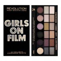 Revolution Makeup Salvation Palette Girls On Film 13 g