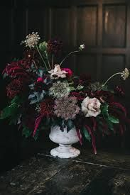 Image result for gothic flower bouquet