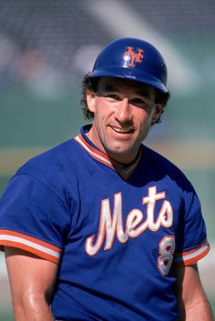 Gary Carter. What an incredible man, and family. Such a pleasure to have him as a close family friend.