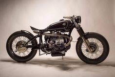 """BMW R90 Bobber """"CBMW"""" by Spirit Lake Cycles #motorcycles #bobber #motos 