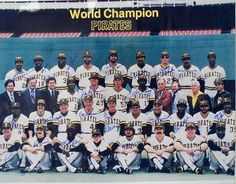 Pittsburgh Pirates World Series. So long ago! Pittsburgh Pirates Baseball, University Of Pittsburgh, Pittsburgh Sports, Puerto Rico, 1979 World Series, Sports Figures, New York Yankees, Dodgers, Pennsylvania