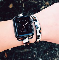 Apple Watch wrap strap for Women  https://www.etsy.com/listing/519778978/apple-watch-band-gift-for-her-leather