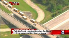 Texas High Speed Police Chase Car Burglary Suspect Home Invasion Suspect...
