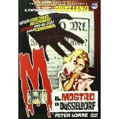 M - Il mostro di Düsseldorf (1931) Fritz Lang