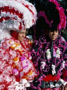 """""""Carnaval Sur Le Mayo (Carnival), Santo Domingo, Dominican Republic"""