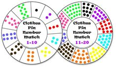 clothespin number free