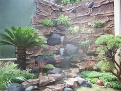 Kolam Relief Tebing Cadas Buatan Mulya Asri Taman Hp.0813 1400 3267