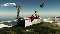 Original 3d Art by Marko Vukota