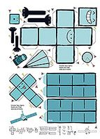 ESA - Space for Kids - Our Universe - Build your own Rosetta model