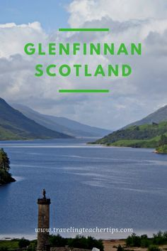 Glenfinnan is located in the Scottish Highlands and boasts historical landmark, a UNESCO protected view, and a scene in Harry Potter.