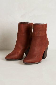Veda Mid-Boots #anthropologie