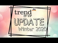 Trend it Up Update |New range/Neue Sortiment Herbst/Winter 2020 - YouTube Channel, Range, Youtube, Instagram, Fall Winter, Cookers, Youtubers, Youtube Movies