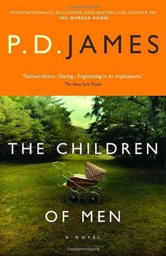 The Children of Men by P. D. James http://www.amazon.ca/dp/0676977693/ref=cm_sw_r_pi_dp_N9EKwb0ZTVND3