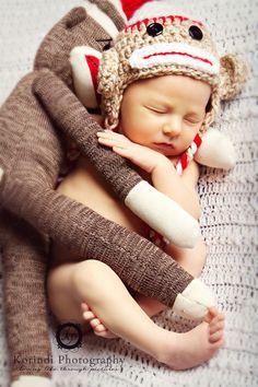 CUTE newborn pic!