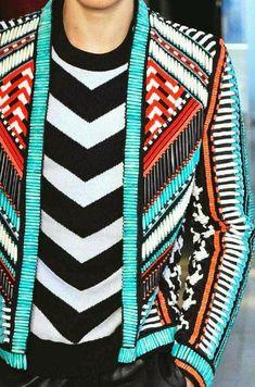 fashionld: Insane balmain men looks 2015 Fashion Moda, Fashion Week, Paris Fashion, High Fashion, Autumn Fashion, Fashion Looks, Womens Fashion, Fashion Tips, Fashion Trends
