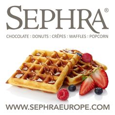 Sephra Europe are suppliers of Commercial and Domestic Waffle Makers and Consumables. #Sephra #commercial #domestic #waffle #waffles #machine #machines #food #entertainment