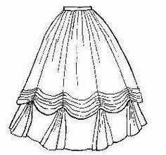 1860's Ball Gown Skirt Pattern by Truly Victorian, http://www.amazon.com/dp/B0029YJPKG/ref=cm_sw_r_pi_dp_em5qqb04MMGZV