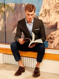 Men Read Books