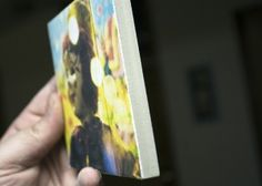 Mod-podge pics on tiles: now I know what to do with all those Instagram photos