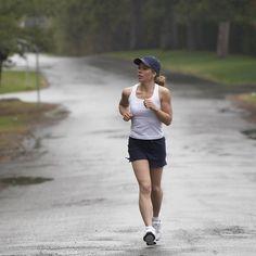 Tips For Springtime Running in the Rain