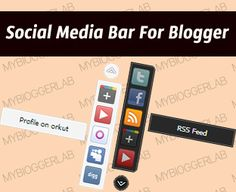 There is no doubt that, from years Social Media has proven to be the most prominent source of Traffic for many websites. However, that does not mean each and every website has the charisma (Spark) to attain same traffic from it...Read More...http://www.mybloggerlab.com/2013/01/how-to-create-floating-social-media-bar.html