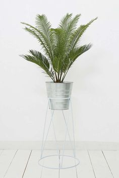 Modern Plant Stand - Urban Outfitters