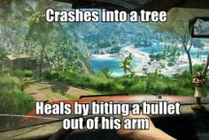 Far Cry 3 Logic