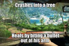 Far Cry 3 Logic