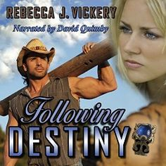 "Another must-listen from my #AudibleApp: ""Following Destiny"" by Rebecca J. Vickery, narrated by David Quimby."