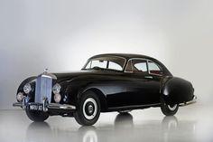 1953 Bentley R-Type Continental H.J. Mulliner Sports Saloon BC24B
