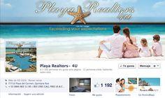 Playa realtors-4u  #Social Media