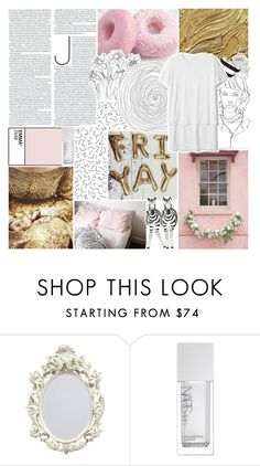 """""""Where Do I Begin?"""" by lucidmoon ❤ liked on Polyvore featuring NARS Cosmetics"""