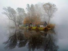The village... Gabor Dvornik,