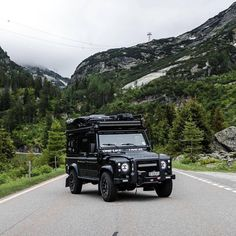 "3,138 Likes, 8 Comments - @landroverphotoalbum on Instagram: ""@mathieu_hulliger's expedition vehicle. #landrover #Defender110CSW #landroverdefender…"""