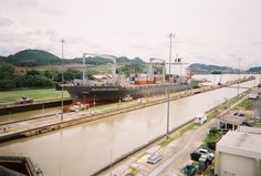 The Panama Canal - 2011