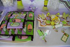 Tinkerbell & Fairies Birthday Party Ideas | Photo 5 of 42 | Catch My Party