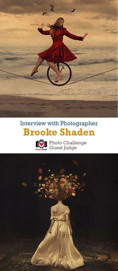 Interview with Photographer Brooke Shaden. http://www.iheartfaces.com/2014/07/interview-with-photographer-brooke-shaden/