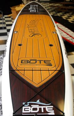SUP traction from the manufacturers of SeaDek & X-Trak