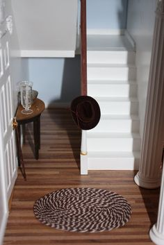 how to: easy rug