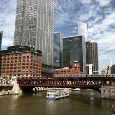 https://flic.kr/p/s829MD | Chicago River, Chicago IL (Apr 2015)